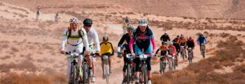 Mountain Bike Sahara