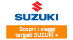 Passione Avventura official Suzuki Travel Partner